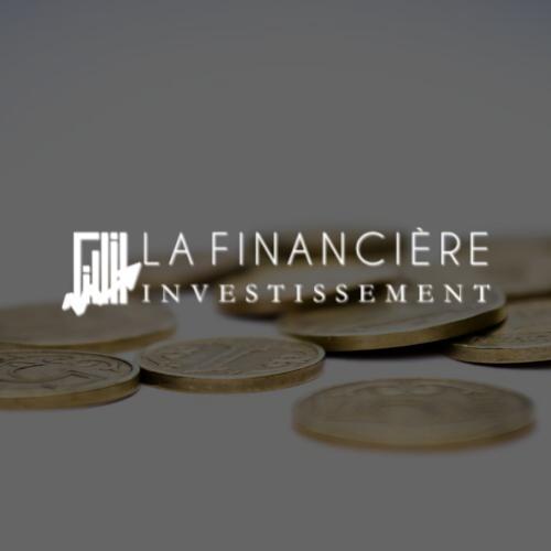 Logo Financière investissement blanc