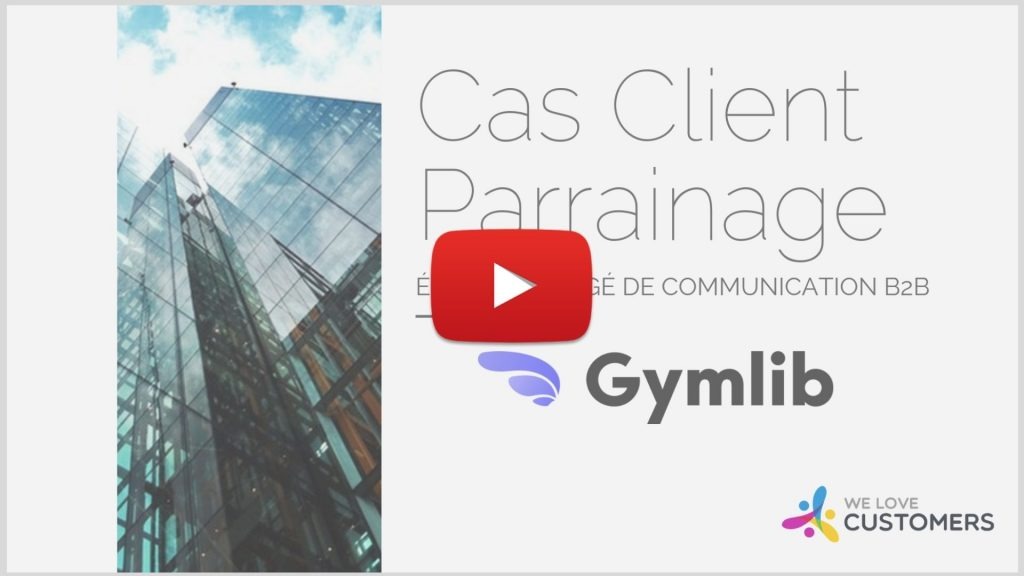 Miniature Youtube - Témoignage Gymlib